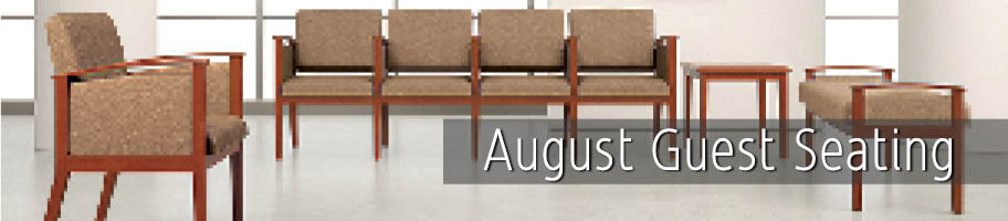 August Guest Seating