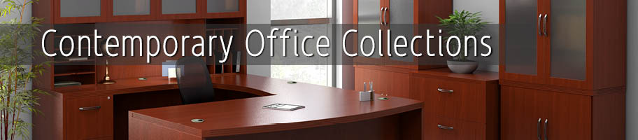 Contemporary Office Furniture Collections