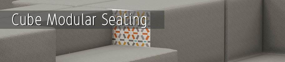 Cube Modular Seating For Lobby U0026 Waiting Room   K Log, Inc.