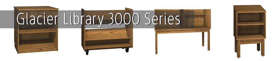 Glacier Library 3000 Series