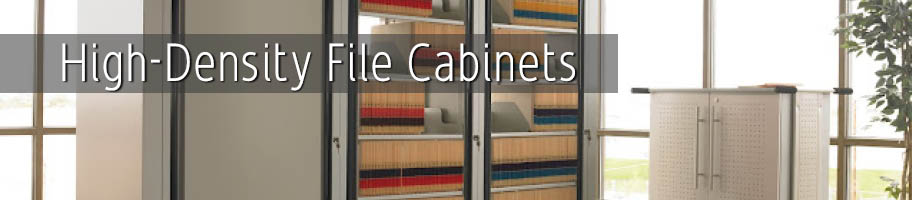 High_Density File Cabinets