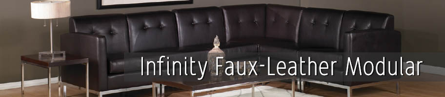 Infinity Faux_Leather Modular