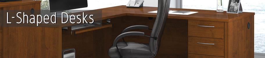 L_Shaped Desks