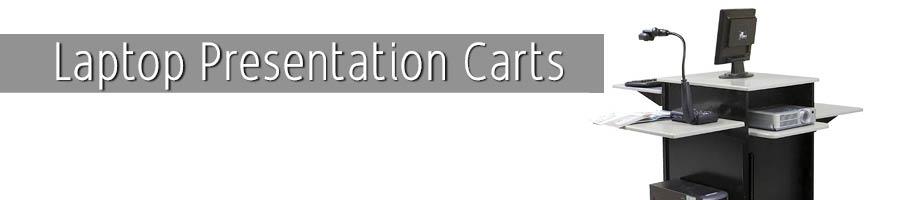 Laptop Presentation Carts