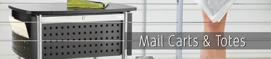 Mail Carts & Totes