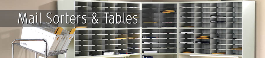 Mail Sorters & Tables