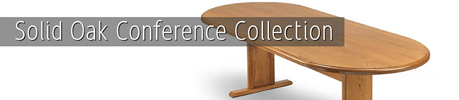 Solid Oak Conference Collection