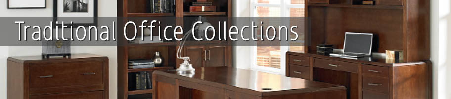 Traditional Office Furniture Collections