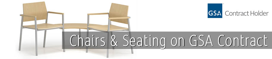 GSA Chairs and Seating | K-Log, Inc.