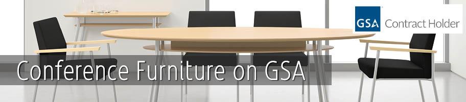 GSA Conference Furniture | K-Log, Inc.