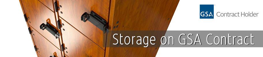 GSA Storage | K-Log, Inc.