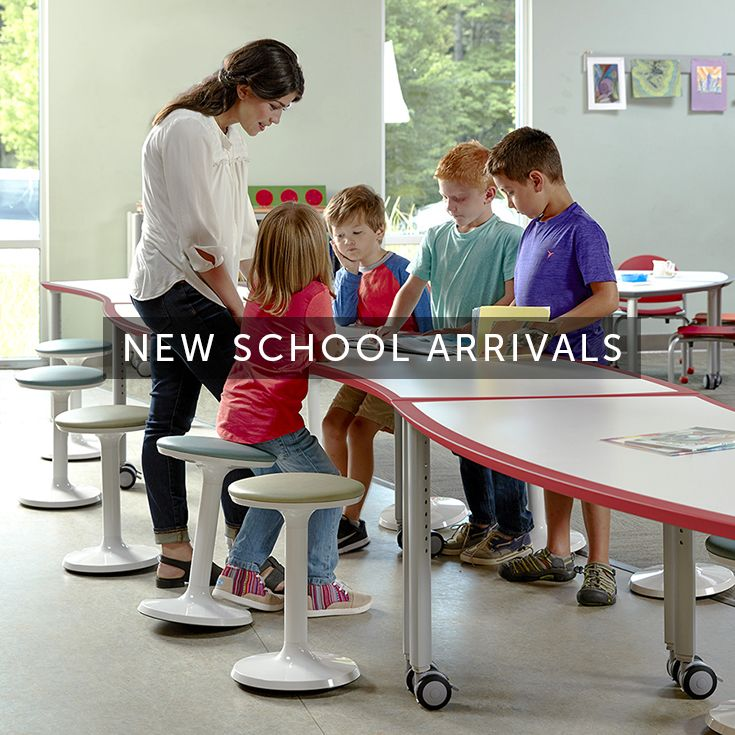New School Arrivals