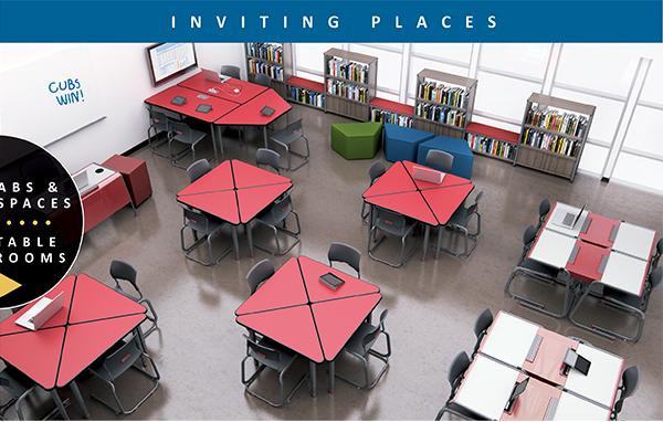 adaptable classrooms