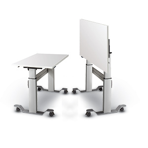 Eficiente Flip Markerboard Table