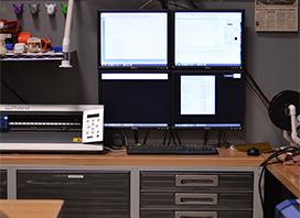 Multi-Monitor Computer Display