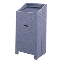 Folding Carpeted Lectern