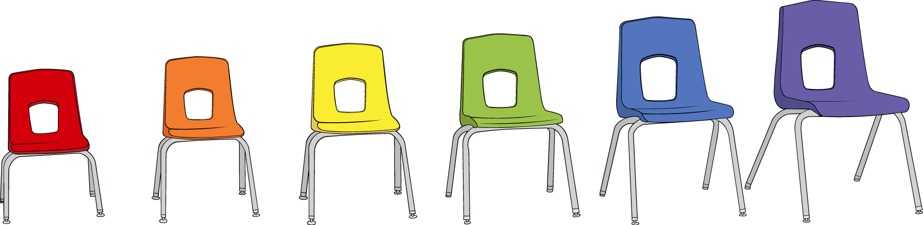 Seat Hieght and Chairs
