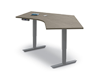 Desk with size options