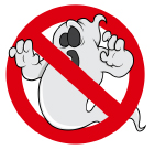 Prevent whiteboard ghosting icon