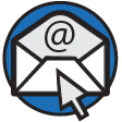 K-Log Email Icon