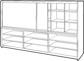 Learning Wall Unit