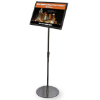 Free-Standing Sign Holders