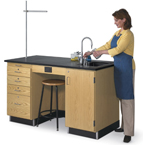 Science Lab Workstations