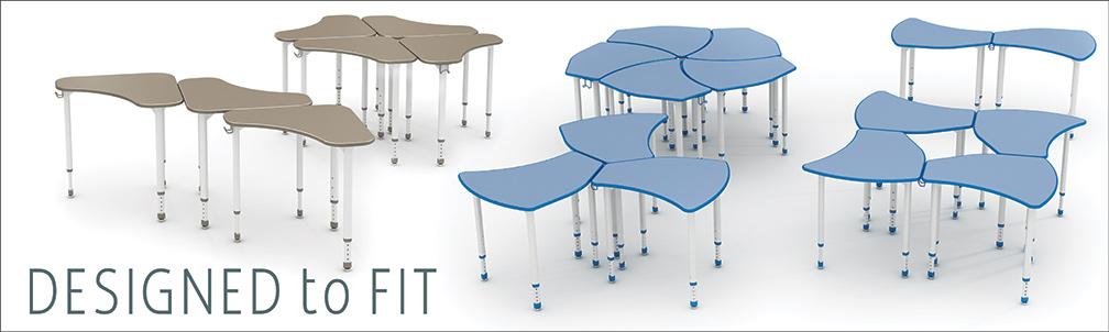 Collaborative Classroom Furniture | Designed to Fit